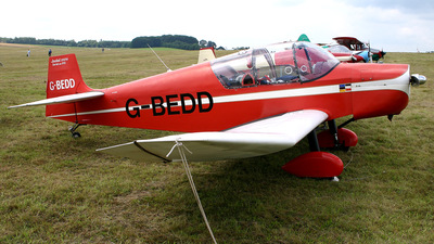 G-BEDD - Jodel D117A Grand Tourisme - Private
