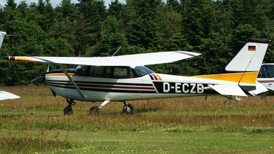 D-ECZB - Reims-Cessna FR172F Reims Rocket - Private