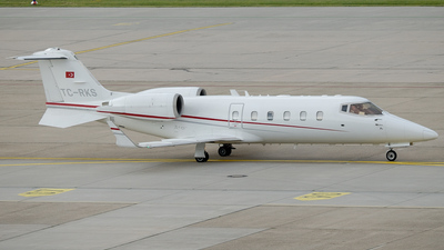 TC-RKS - Bombardier Learjet 60 - Private