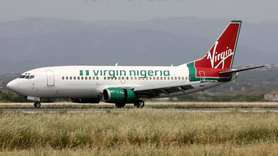 5N-VND - Boeing 737-33V - Virgin Nigeria Airways