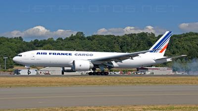 N5023Q - Boeing 777-F28 - Air France Cargo