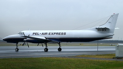 VH-EEX - Fairchild SA227-AC Metro III - Pel-Air Express