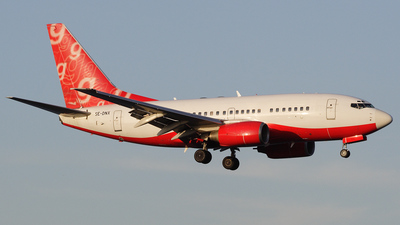 SE-DNX - Boeing 737-683 - Scandinavian Airlines (SAS)