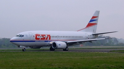 OK-CGH - Boeing 737-55S - CSA Czech Airlines