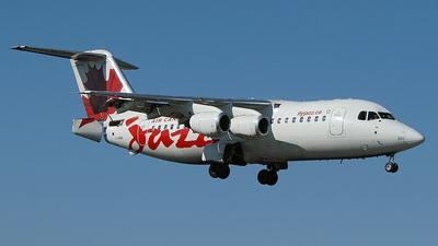 C-GRNZ - British Aerospace BAe 146-200 - Air Canada Jazz