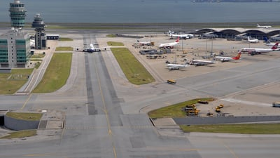VHHH - Airport - Airport Overview