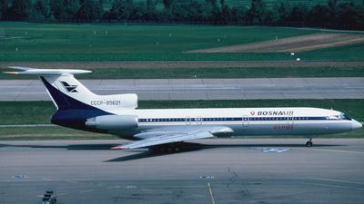 CCCP-85621 - Tupolev Tu-154M - BosnaAir
