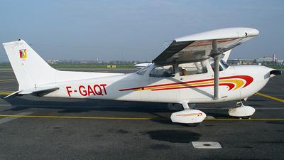 F-GAQT - Reims-Cessna FR172J Reims Rocket - Aero Club - Hispano-Suiza