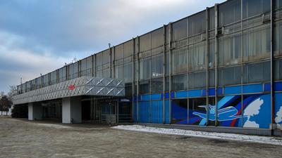 UUBB - Airport - Terminal