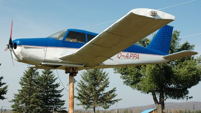 Q-APPA - Piper PA-28-140 Cherokee - Private