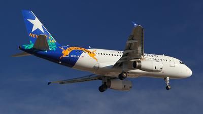 N822AW - Airbus A319-132 - US Airways