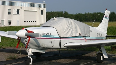 A picture of CFTCM - Piper PA28R200 - [28R7335378] - © Luc Brousseau