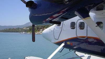 SX-BMG - De Havilland Canada DHC-6-300 Twin Otter - Air Sea Lines