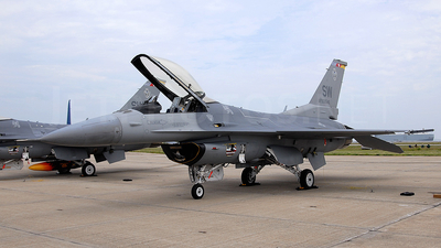 93-0546 - Lockheed Martin F-16CJ Fighting Falcon - United States - US Air Force (USAF)