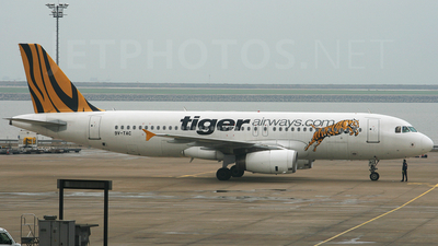 9V-TAC - Airbus A320-232 - Tiger Airways