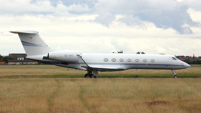OE-IRG - Gulfstream G550 - JetAlliance