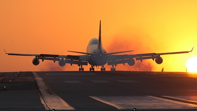 - Boeing 747-436 - British Airways