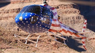 N700LV - Aérospatiale AS 350BA Ecureuil - Las Vegas Helicopters