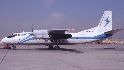 UN-47736 - Antonov An-24B - Yuzhnaya