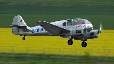 D-GHBN - Aero 45 - Private