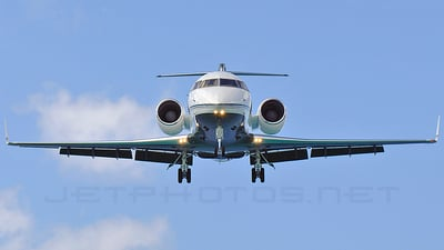 N601VH - Bombardier CL-600-2B16 Challenger 601-3A - Private