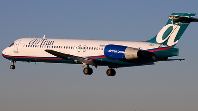 N906AT - Boeing 717-231 - airTran Airways
