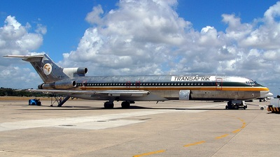 S9-BAV - Boeing 727-223(Adv) - Transafrik International