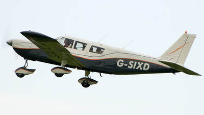 A picture of GSIXD - Piper PA32300 - [327140007] - © Oliver Holmes