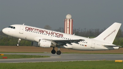 D-AILI - Airbus A319-114 - Germanwings