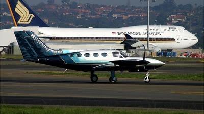 A picture of VHYRK - Cessna 421B - [421B0522] - © Glenn Stewart