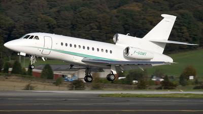 F-GSMT - Dassault Falcon 900EX - Private