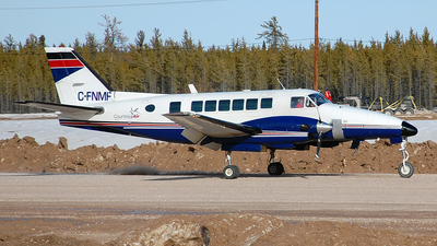 C-FNMF - Beech C99 Airliner - Courtesy Air