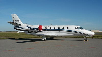 G-SIRS - Cessna 560XL Citation Excel - Amsair Executive Aviation