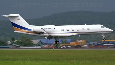 N9939T - Gulfstream G450 - Private