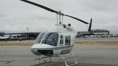 N206WF - Bell 206B JetRanger - Private
