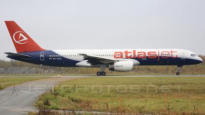 A6-RKA - Boeing 757-256 - AtlasJet (RAK Airways)