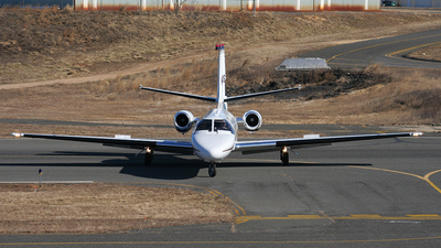 N344QS - Cessna 560 Citation V - NetJets Aviation