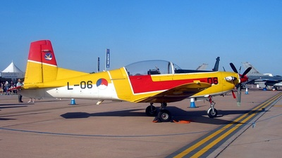 L-06 - Pilatus PC-7 - Netherlands - Royal Air Force