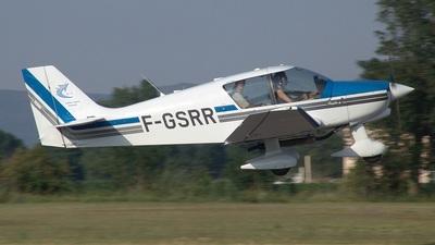 A picture of FGSRR - Robin DR400/140B - [2393] - © Xavier-Costa Brava Spotters