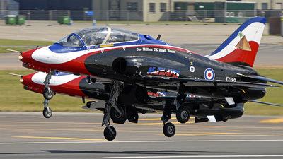 XX159 - British Aerospace Hawk T.1A - United Kingdom - Royal Air Force (RAF)