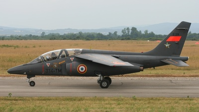 E29 - Dassault-Breguet-Dornier Alpha Jet - France - Air Force
