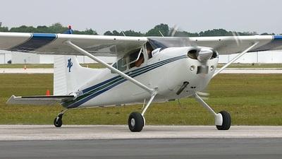 A picture of N8722Q - Cessna A185F Skywagon - [18503758] - © Sergey Riabsev
