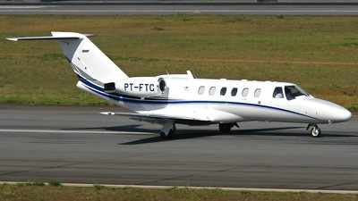 PT-FTC - Cessna 525A CitationJet 2 - Private