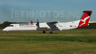 VH-QOR - Bombardier Dash 8-Q402 - QantasLink (Sunstate Airlines)