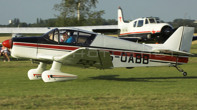 G-OABB - Jodel D150 Mascaret - Private