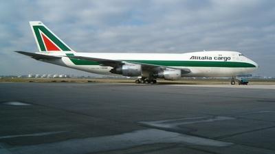 I-DEMR - Boeing 747-243F(SCD) - Alitalia Cargo