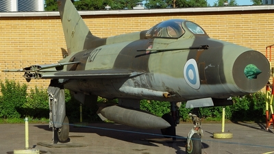 MG-127 - Mikoyan-Gurevich MiG-21F-13 Fishbed C - Finland - Air Force