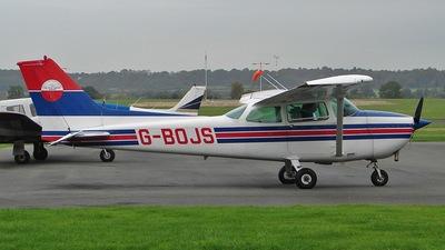 G-BOJS - Cessna 172P Skyhawk II - Private