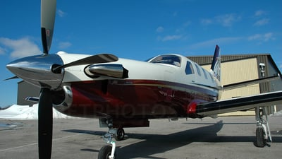 C-GPQB - Socata TBM-700C2 - Private