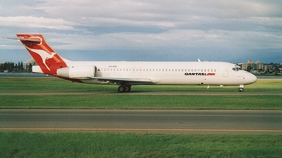 VH-IMD - Boeing 717-2K9 - QantasLink (Impulse Airlines)